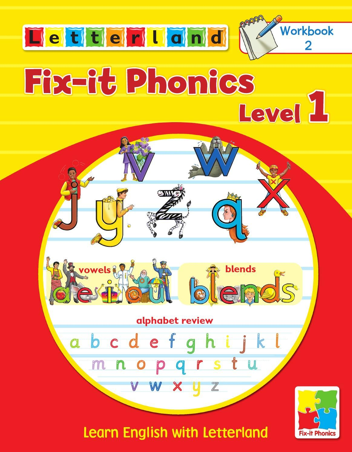 Fix It Phonics Level 1