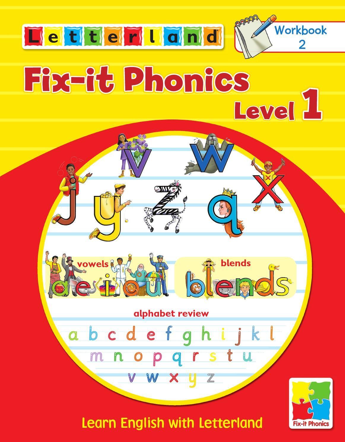 Fix It Phonics Level 1