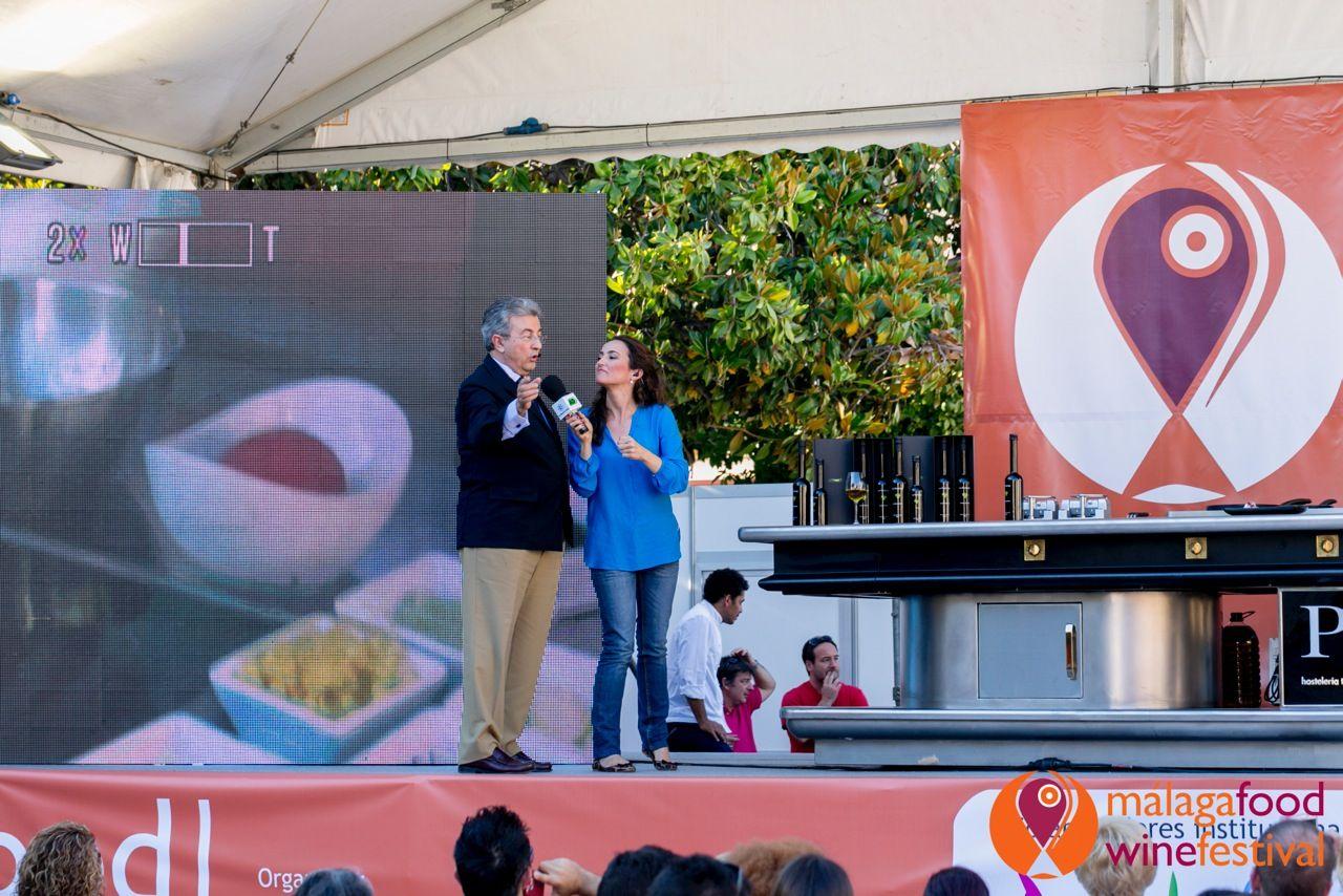 Málaga Food & Wine Festival | Celebrado del 23 de mayo al 1 de junio en #Malaga www.malagafoodwine.com