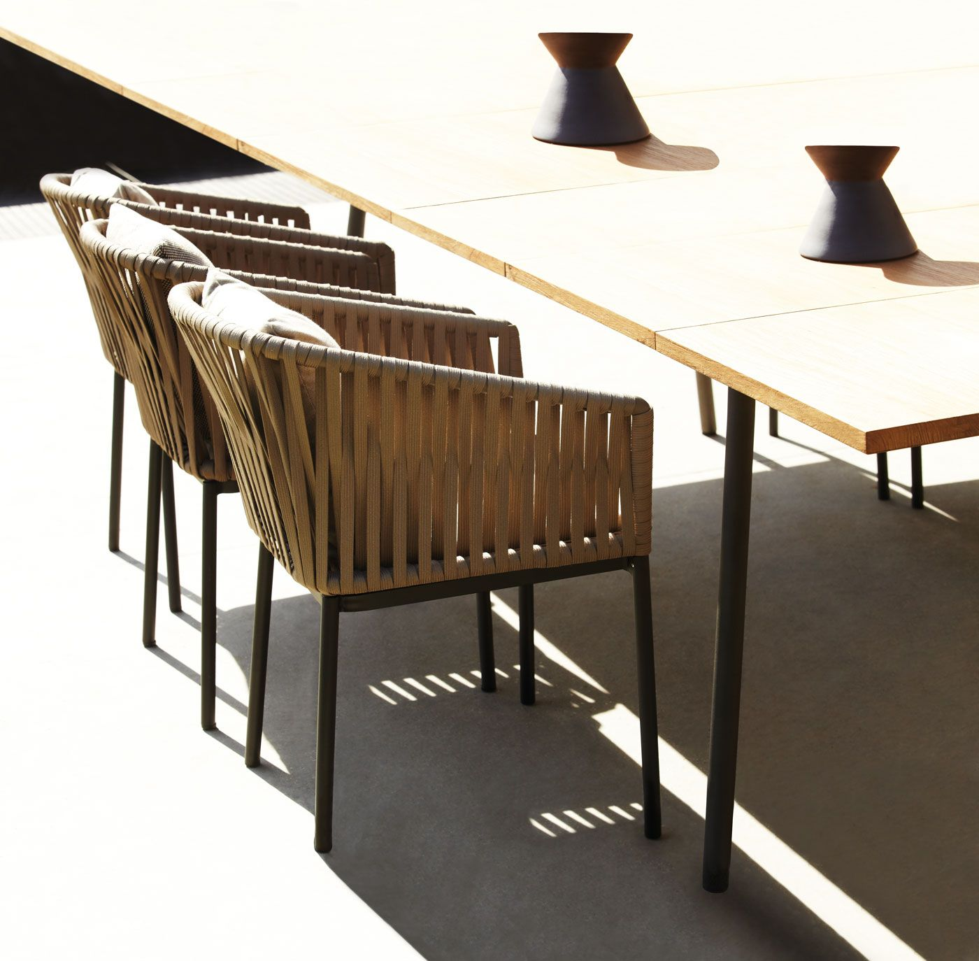 Bitta modern patio furniture by rodolfo dordoni - Kettal Bitta Www Kettal Es Phtml Includes
