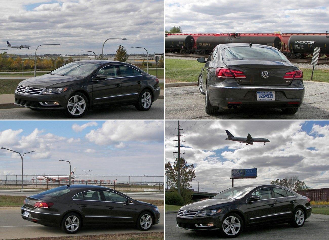 2013 Volkswagen CC Sport Planes, Trains, Automobiles