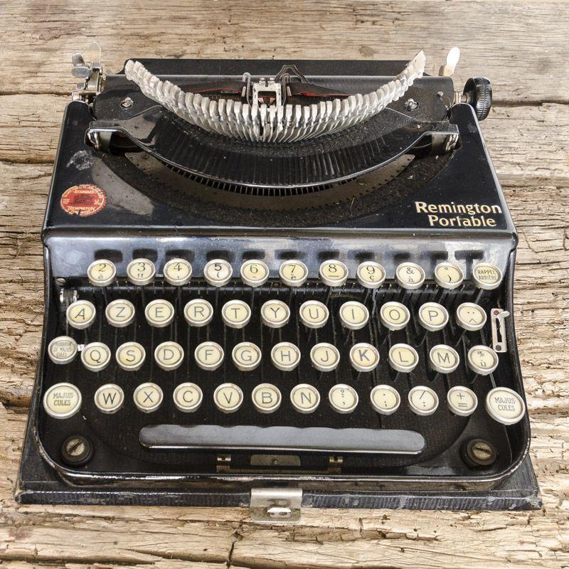 machine crire remington writing pinterest crire materiel bureau et la nostalgie. Black Bedroom Furniture Sets. Home Design Ideas