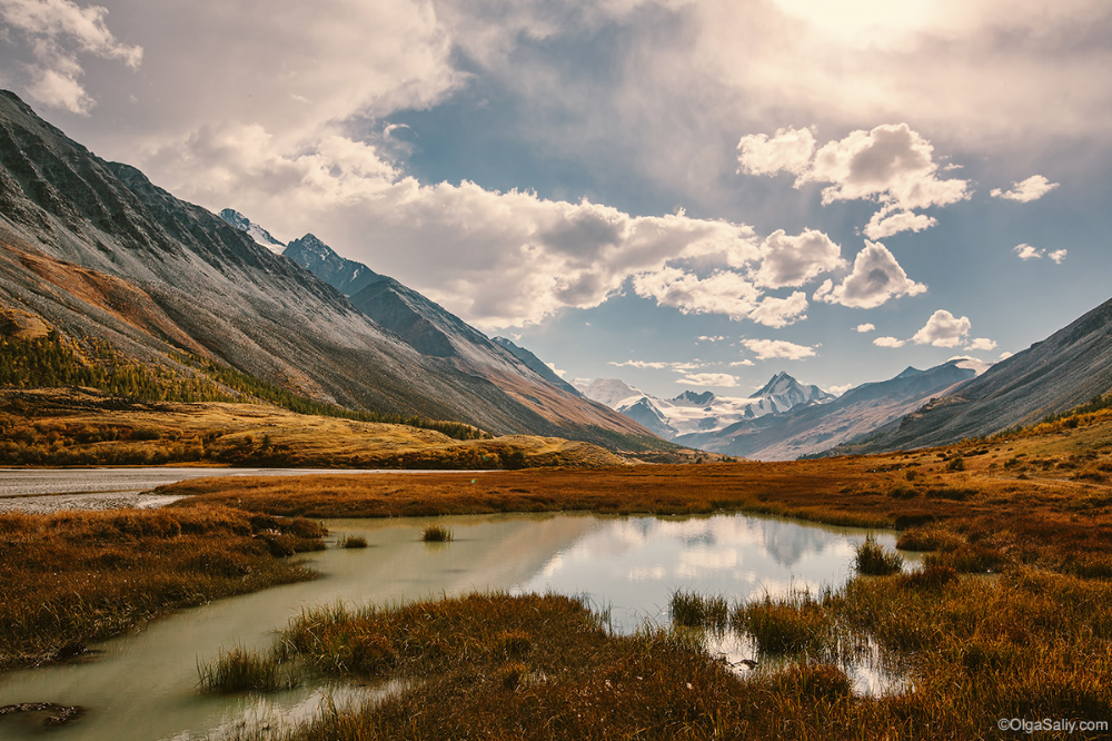 Altai hory - perla sveta