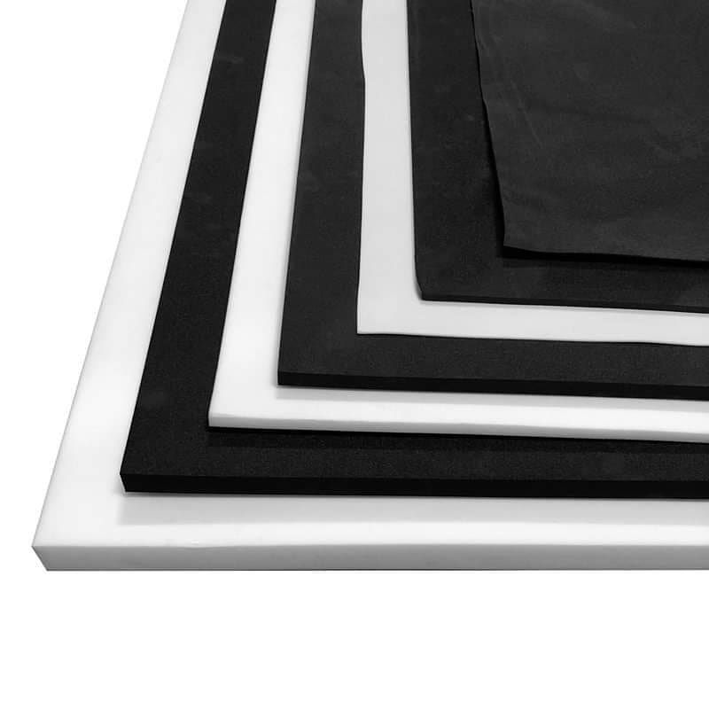 We stock sheets of Plastazote closed cell foam in black and white Get yours at GB Foam Direct  We stock sheets of Plastazote closed cell foam in black and white Get yours...