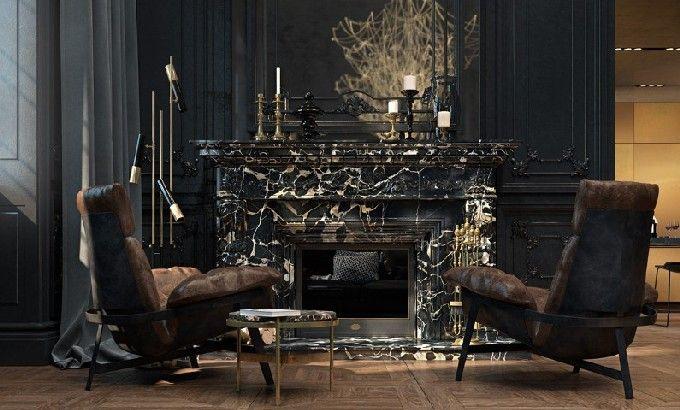 Home Design Ideas: Apartment in Paris by Dzhemesiuk & Yurov ...