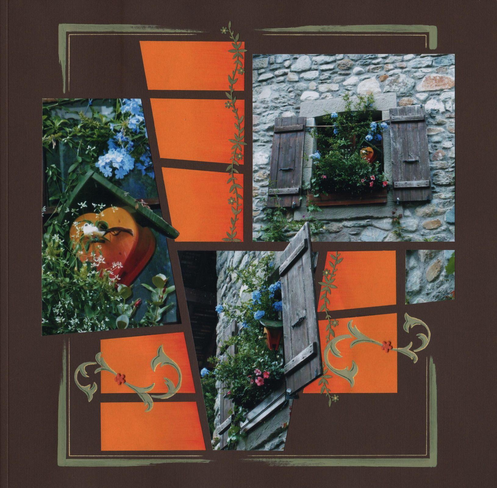 mat riel utilis gabarit azza duo vitrail papier azza orange d cors duo plumes attaches. Black Bedroom Furniture Sets. Home Design Ideas