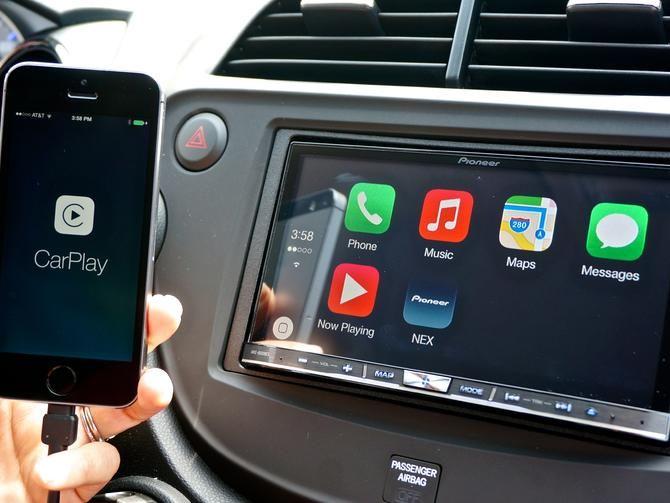 Apple Carplay Comes To Pioneer Stereos Via Free Update Apple Car
