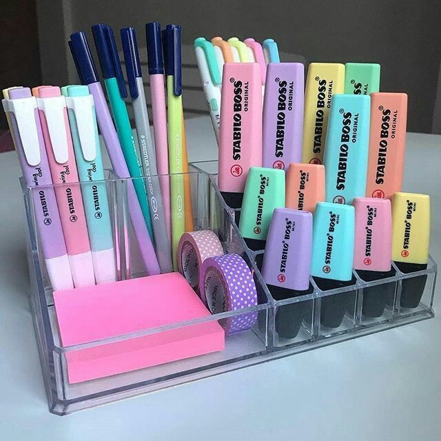 Image about colors in STATIONERY by MICKEY on We H