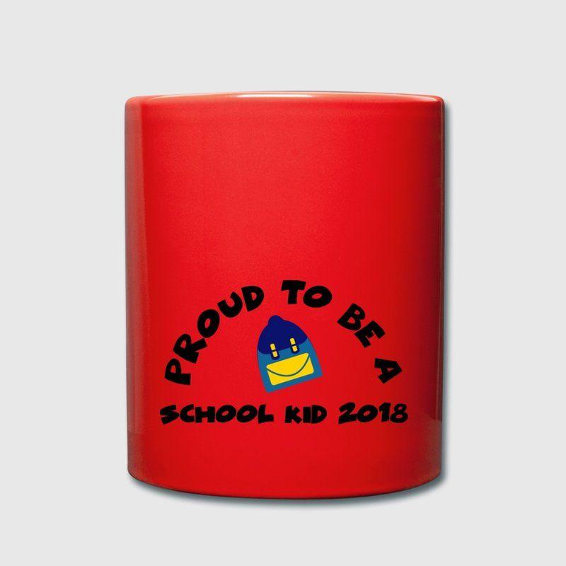 School Enrollment shirt Full Color Mug | Spreadshirt