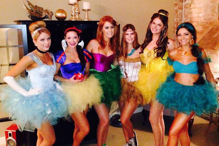 Cute Group Halloween Costumes Diy