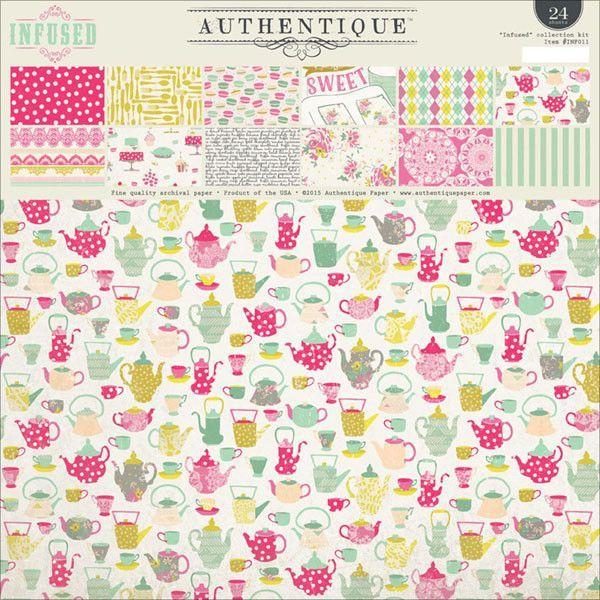 Authentique PaperConfection Collection Kit