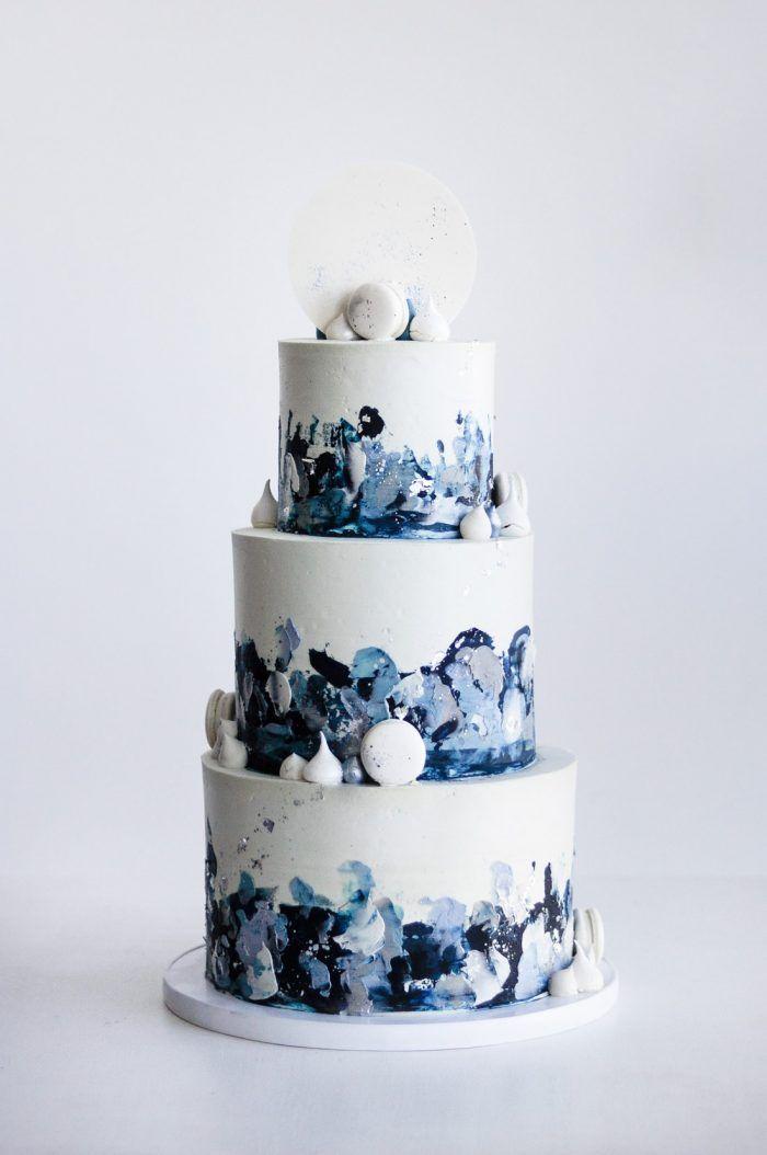 Designer-Hochzeitstorten & Bridal Shower Cakes – Sweet   – Whale Wedding