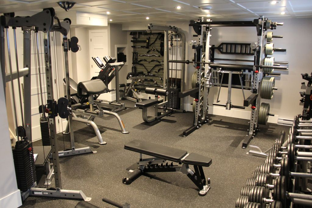 Home gym … stuff to buy