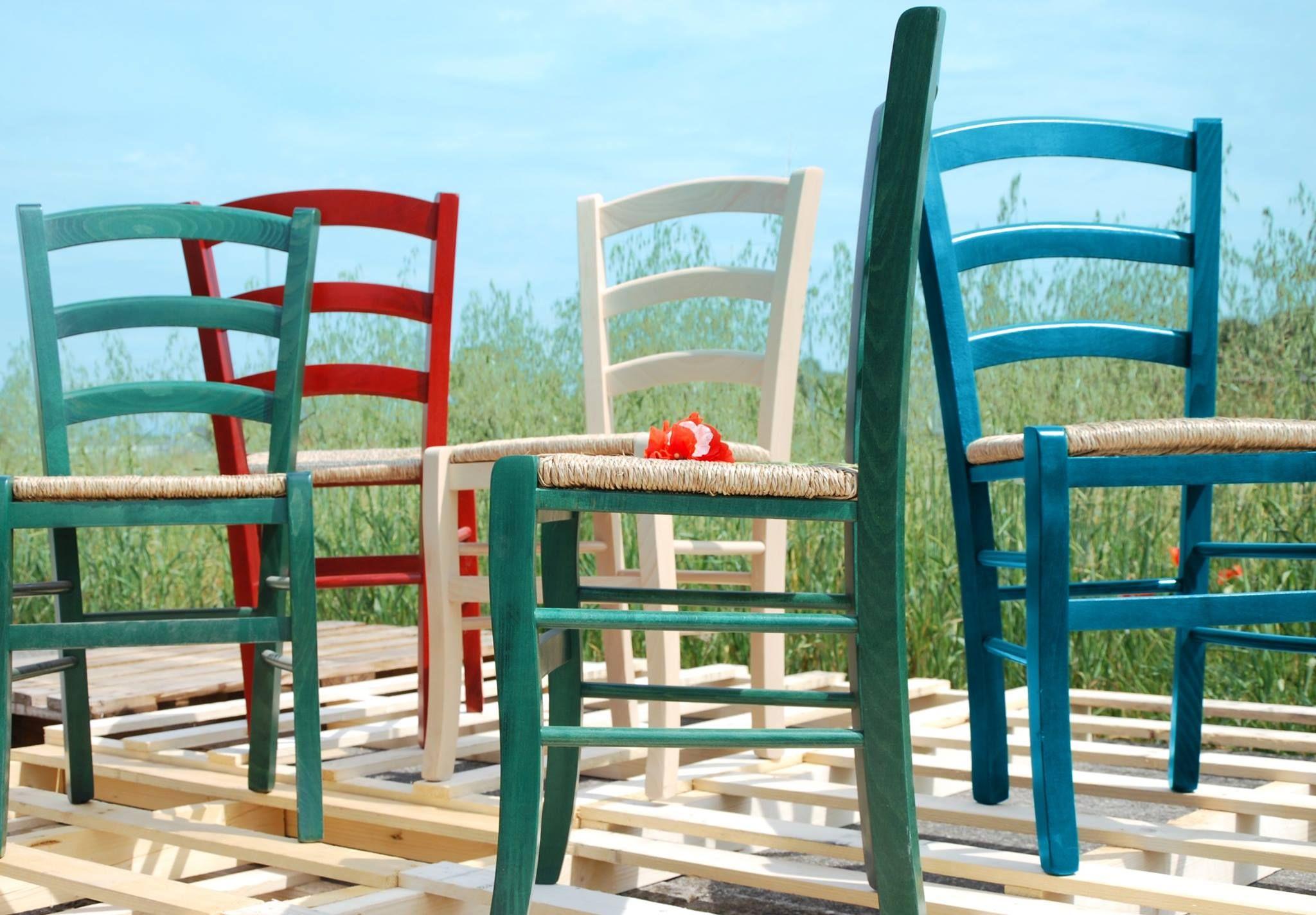 Dipingere Sedie Di Legno colorare sedie | sedia legno, sedie, sgabelli