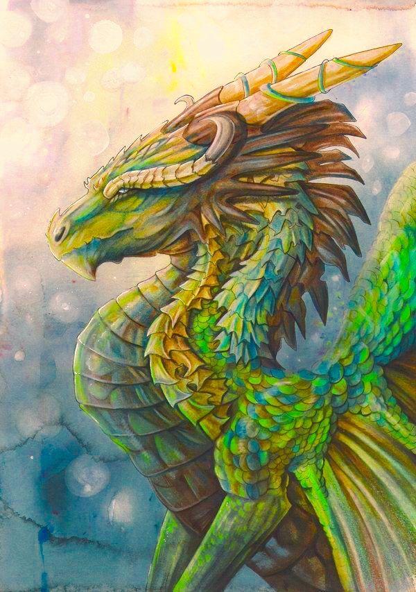 Favorito Pin di Symonius Warden su Dragons | Pinterest | Draghi, Dragon e  JI44