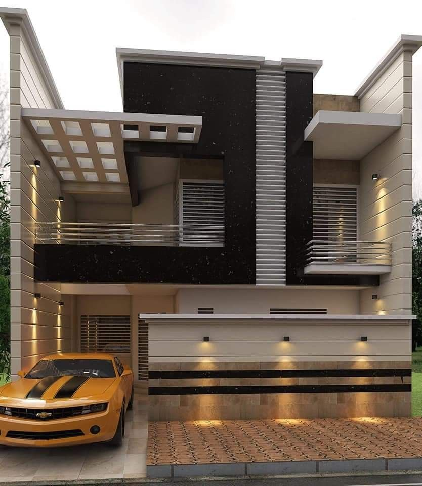Pin By Abhishek Rajpoot On Abhi Classic House Design Duplex House Design Small House Elevation Design