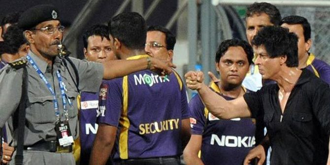 Image result for Shahrukh Khan wankhede Stadium