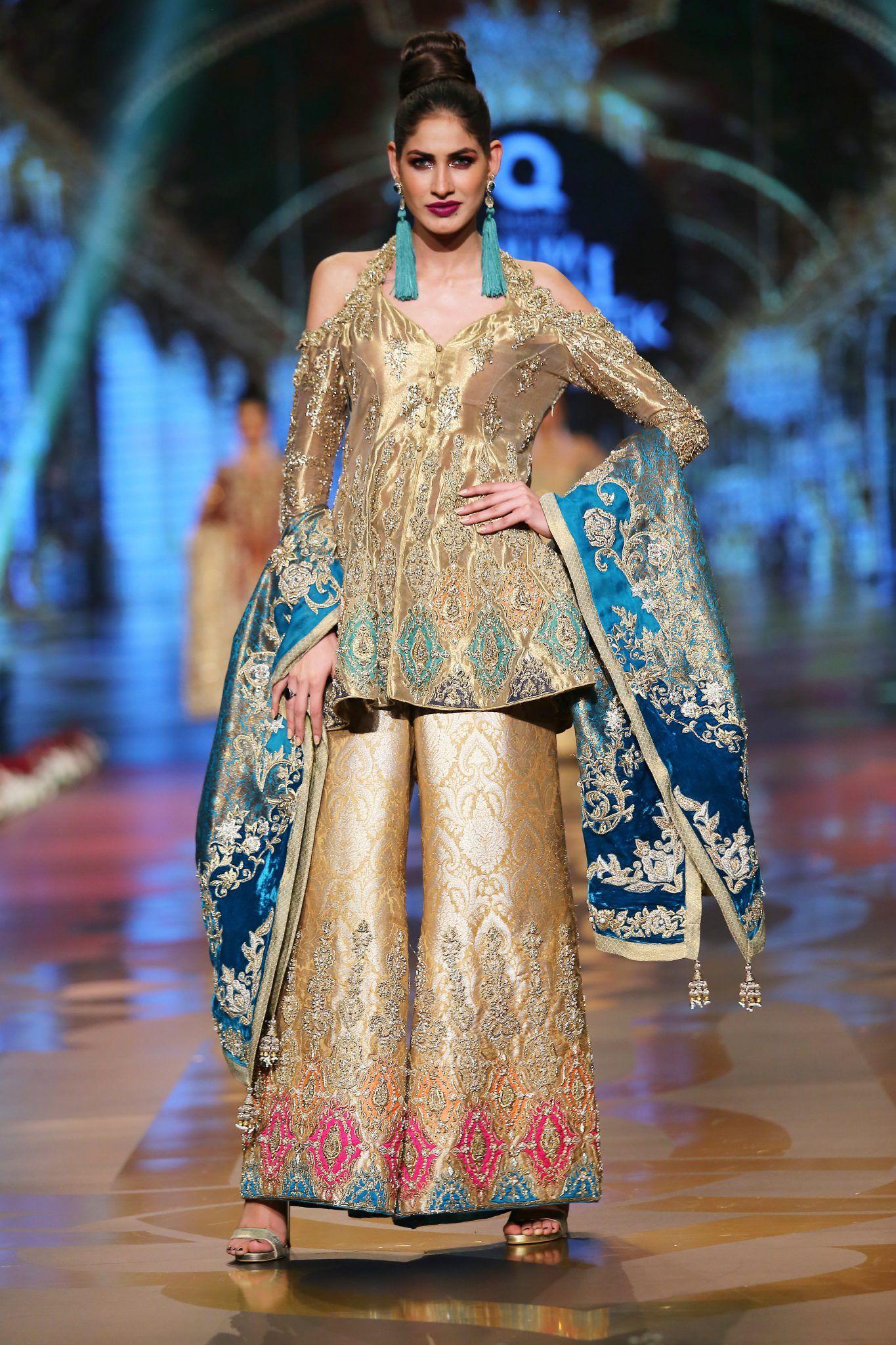 6e7c0afb28f NICKIE   NINA Pakistani Bridal Dresses Online