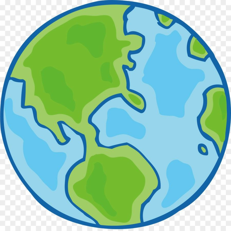 Cartoon Cartoon Earth Blue Earth The Earth Day Vector And Png Earth Day Posters Earth Design Earth Drawings