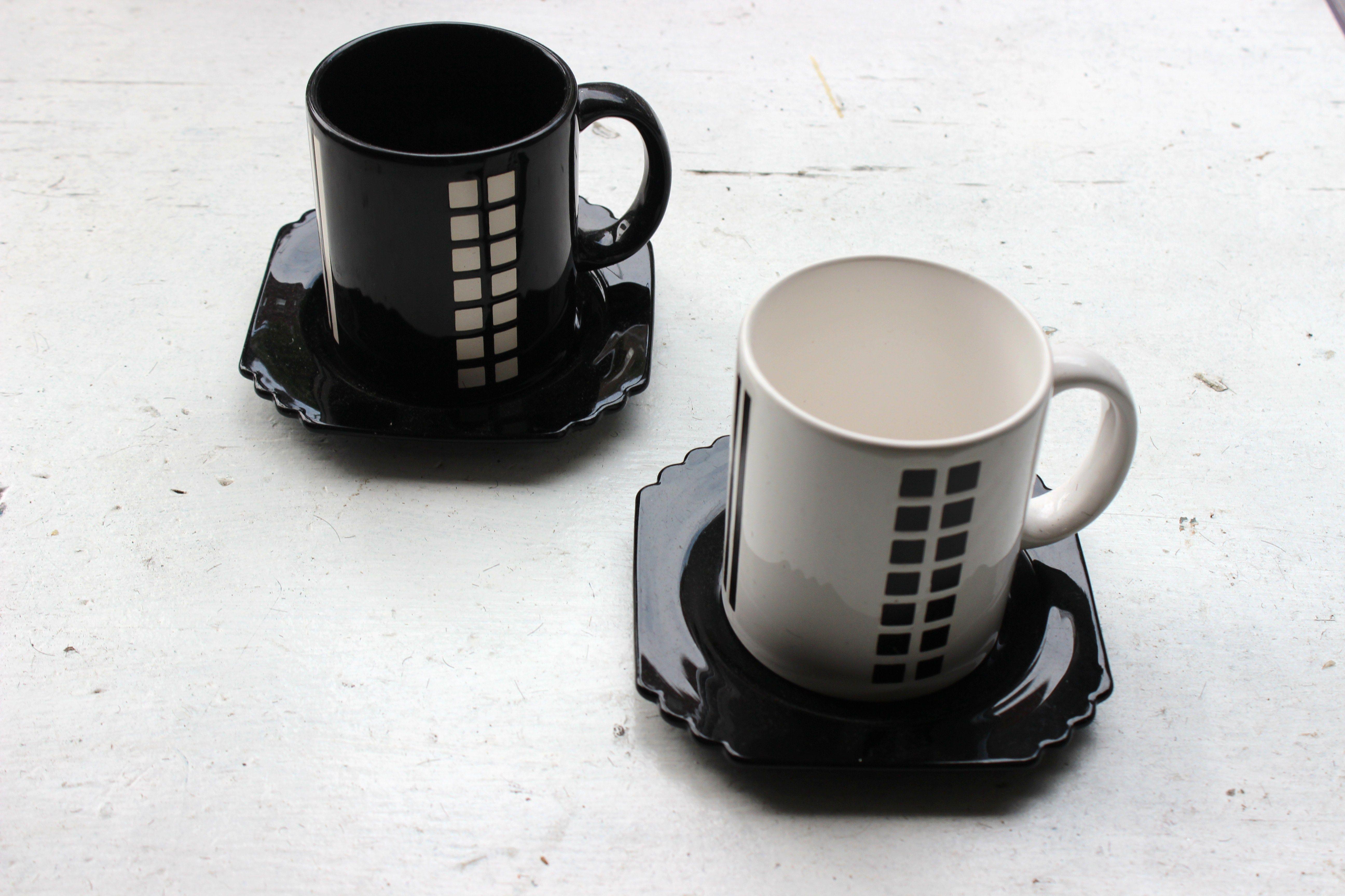 Waechtersbach coffee mugs