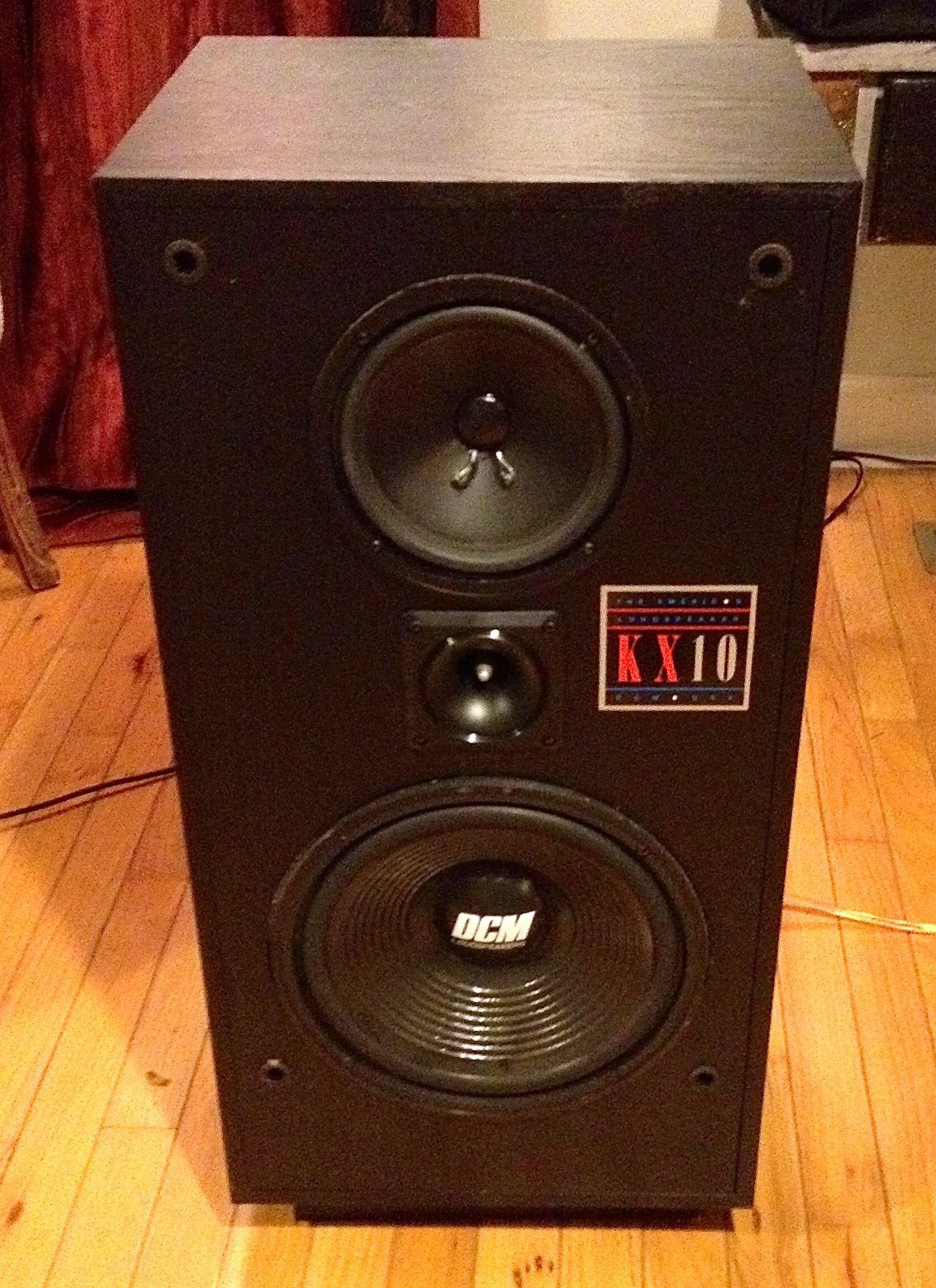 These Dcm Kx 10 Speakers Are Really Fun And Sound Pretty Amazing They Are Big Speakers And Have A Big Brigh Big Speakers Surround Sound Systems Sound System
