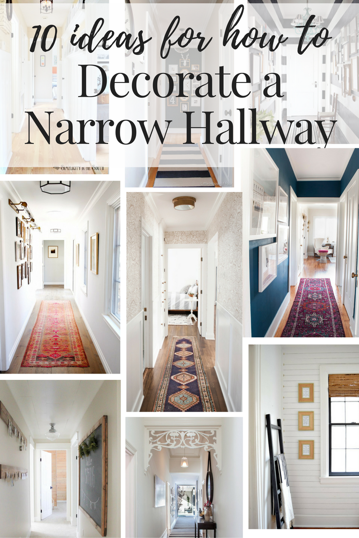 Narrow hallway decor  Narrow hallway decorating ideas This post rounds up  gorgeous