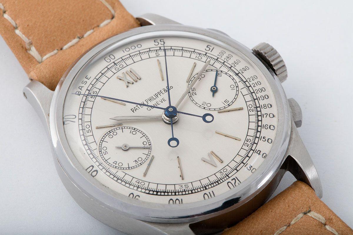 Beautiful vintage Patek Philippe Chronograph - GentlemenTools
