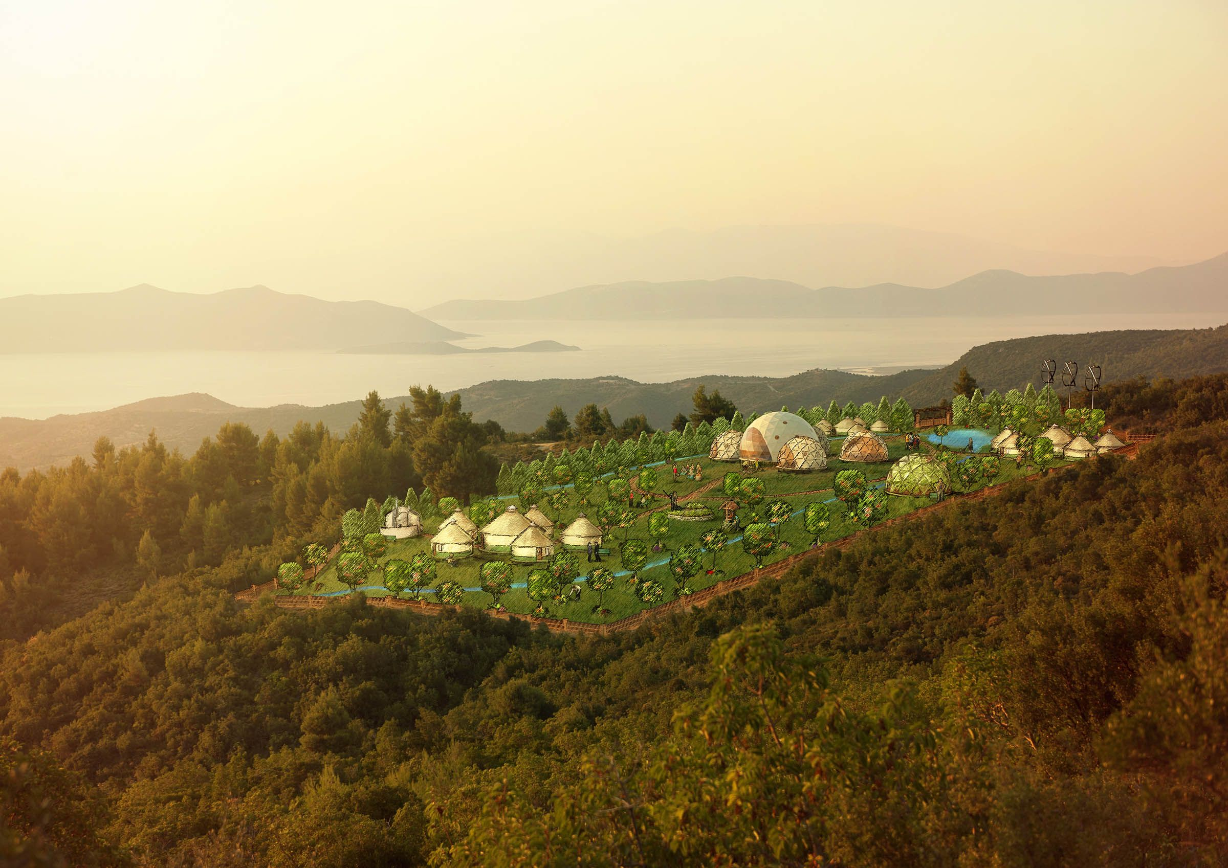 Shelter Domes Leading The Way In Alternative Housing