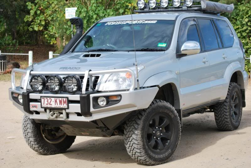 Joeys 120 Beast Toyota 120 Platforms Forum Toyota Land Cruiser Prado Land Cruiser 120 Land Cruiser