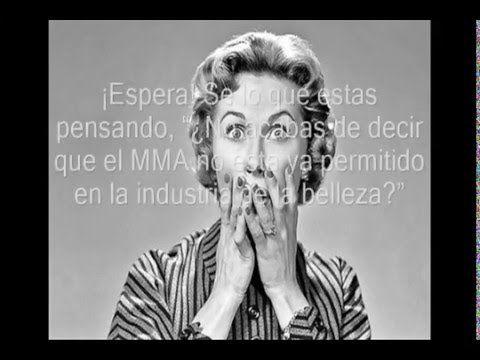 Uñas acrilicas Monómeros y Polímeros - YouTube