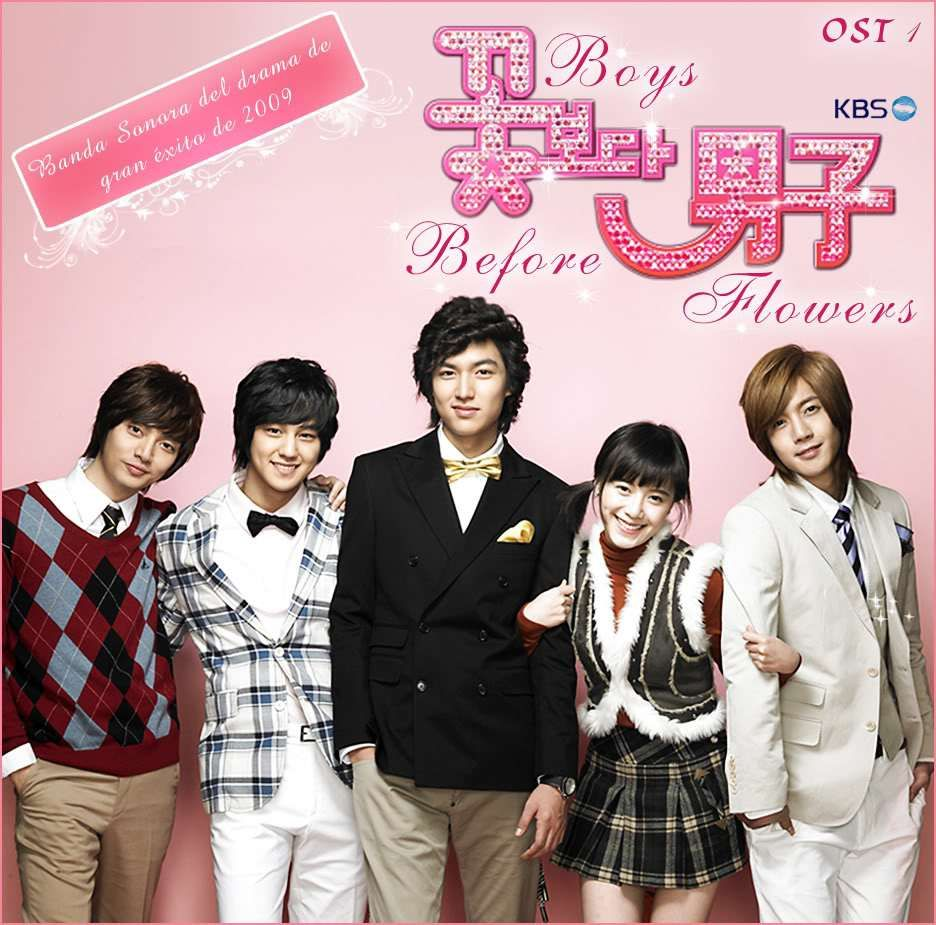 Boys Before Flowers Ost. [FULL Soundtrack] K2Ost Free Mp3