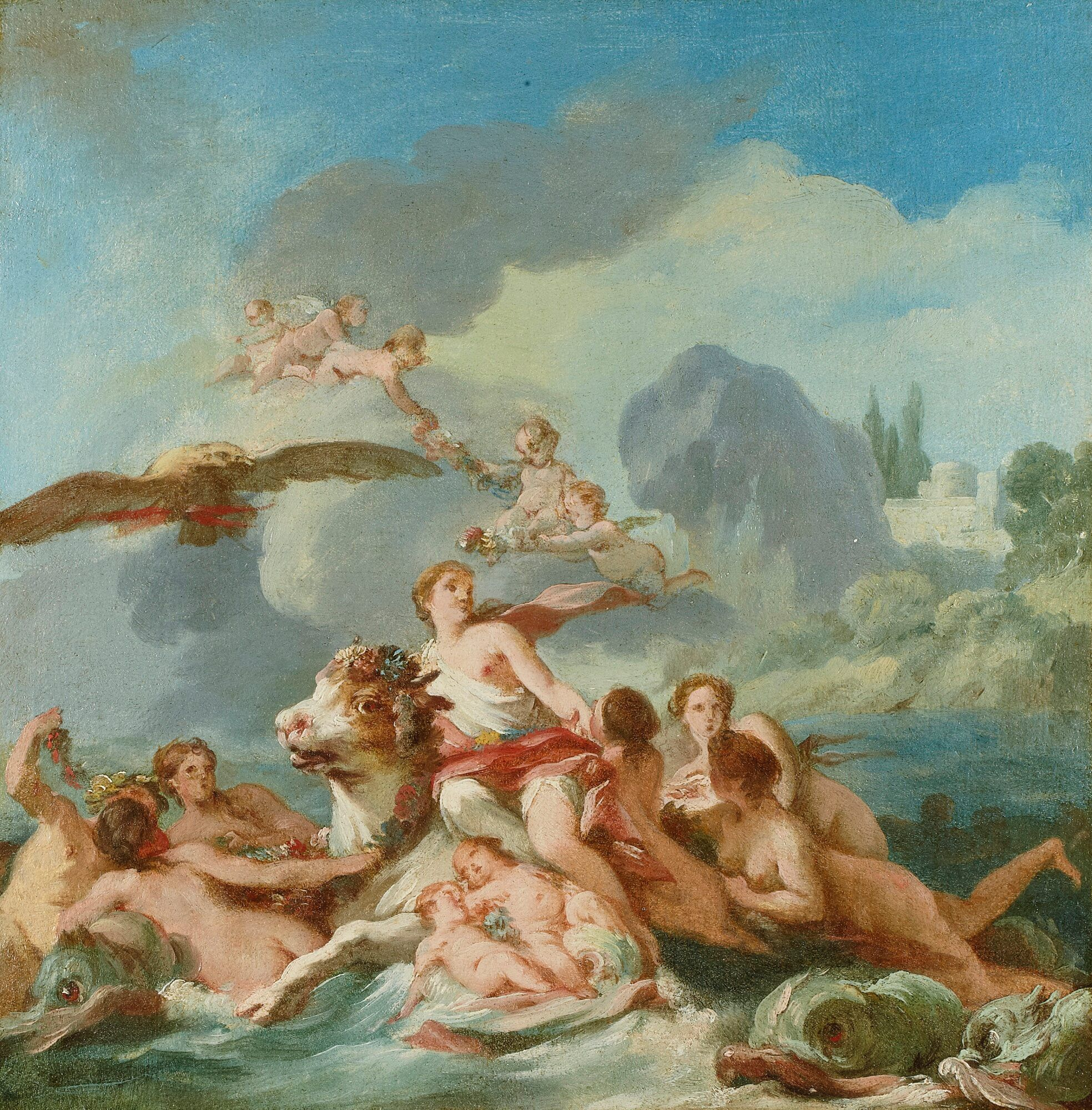 Pierre Jean Baptiste Marie Th Mythology Sotheby S N09161lot7gp3hen Renaissance Art Paintings Rococo Art Mythology Art