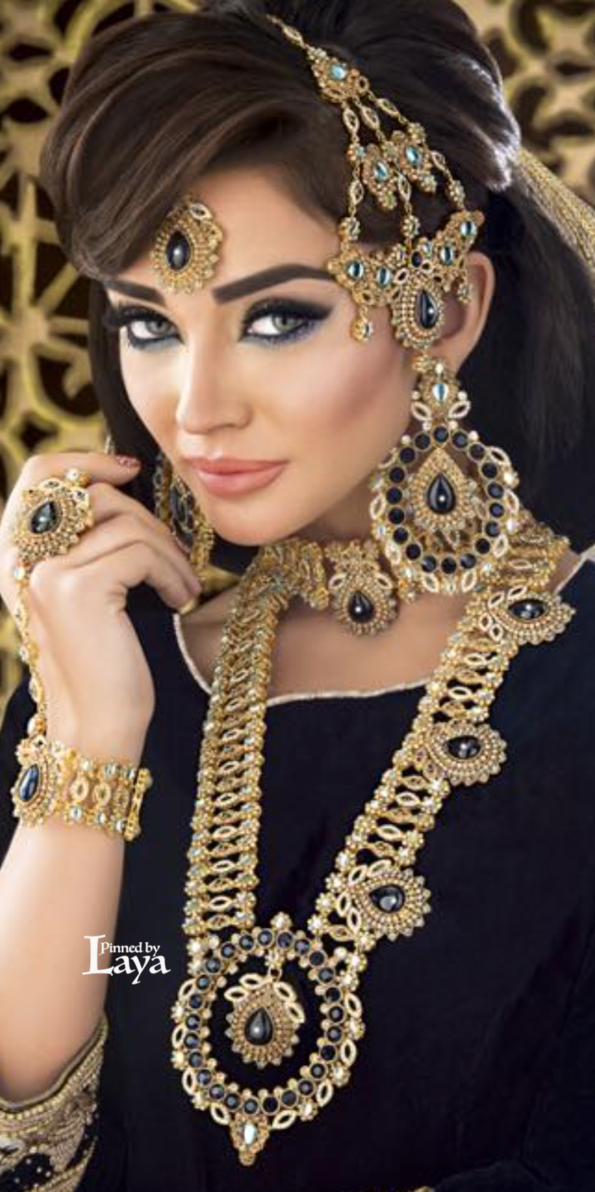 Jewels pinterest beautiful indian wedding jewellery and jewellery - Set Jhoomar Tikka Hand Bracelet With Ring Women S Jewelry Http Amzn India Weddingbride