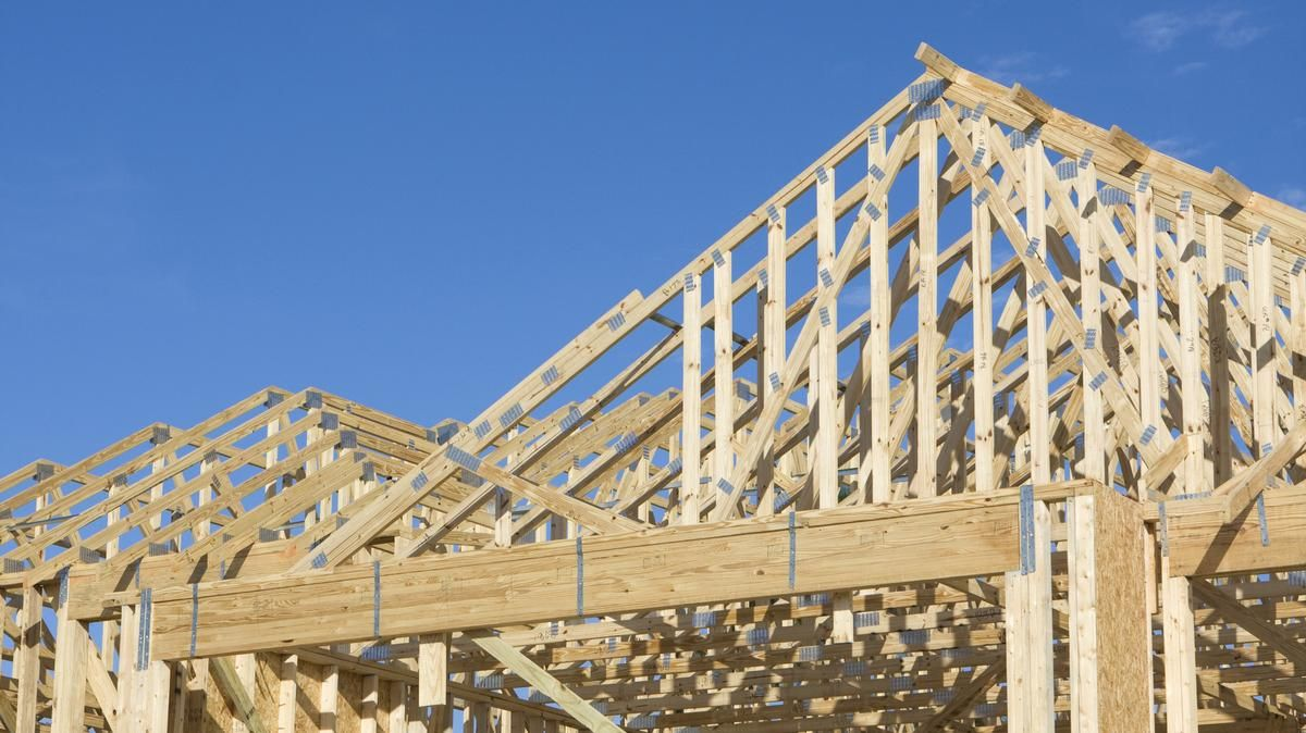 Get Ready For A West Valley Home Building Boom Phoenix Business Journal Roof Construction Building Building A Pole Barn
