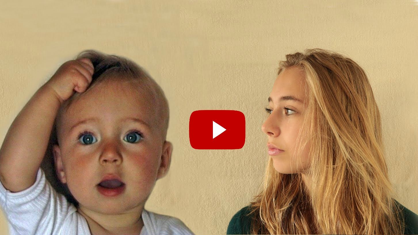 Dad Films His Daughter Every Week For 14 Years. The Result Is Breathtaking   Spirit Science and Metaphysics