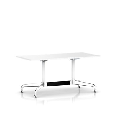 Eames Table Segmented Base Rectangular   Conference Tables   Desks And  Tables   Herman Miller Official Store