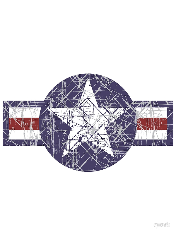 d16ca87d4 USAF US Airforce Roundel | Slim Fit T-Shirt | Tattoos | Military ...