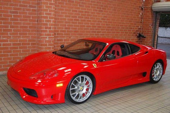 360 Challenge Stradale F1 Ferrari 360 Classy Cars Ferrari Car