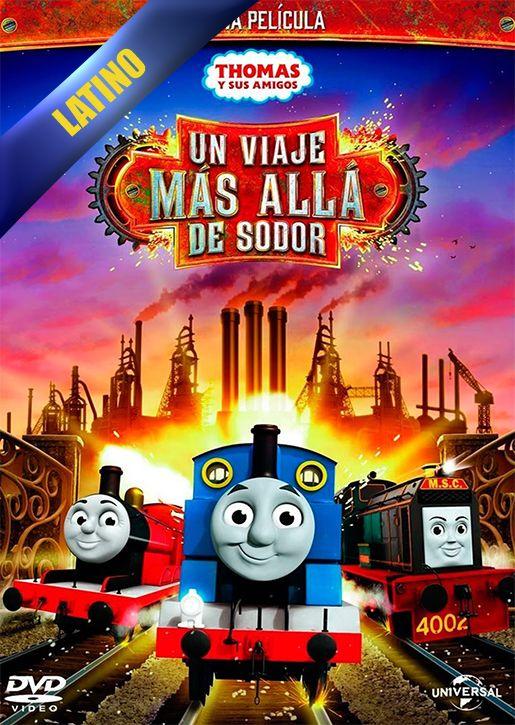 Thomas Y Sus Amigos Un Viaje Más Allá De Sodor 2017 Películas