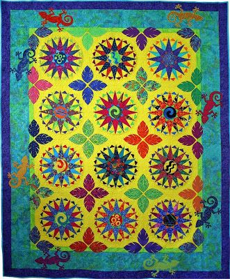 quilt inspiration spiked quilts circles and spikes pinterest