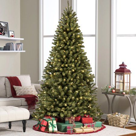 Free Shipping Buy Best Choice Products 75ft Pre-Lit Spruce Hinged
