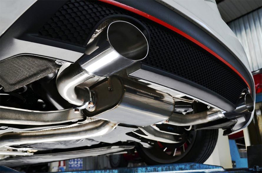 How to choose aftermarket exhaust system materials