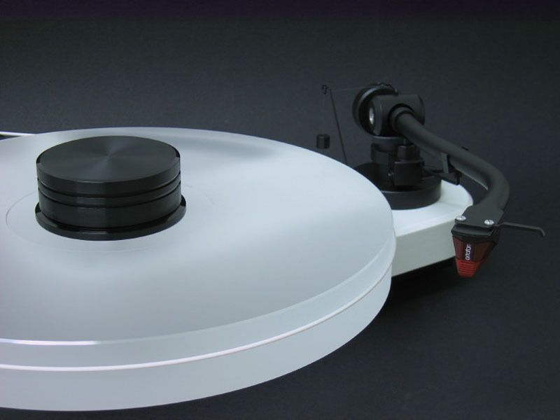 ACRYLIC PLATTER for turntable Pro-Ject RPM 1 3 | RPM 1 Carbon | tech