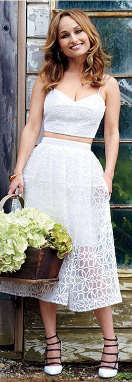 Giada de laurentiis wedding dress