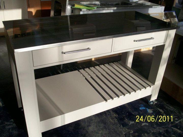 Estos muebles auxiliares para la cocina son excelentes - Son muebles auxiliares ...