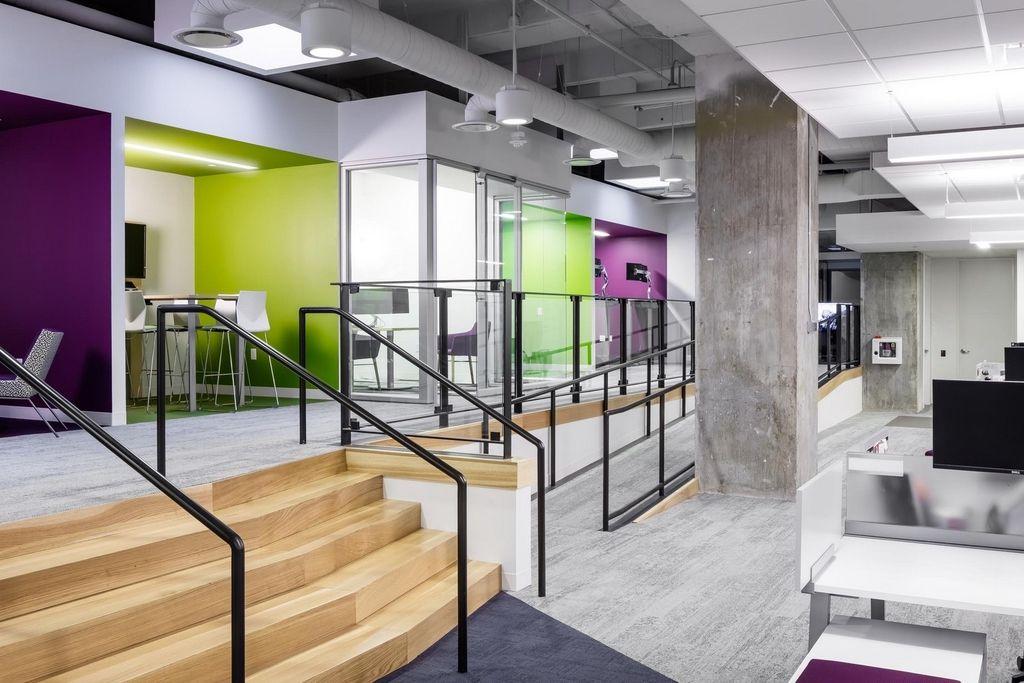 Fish + Richardson Minneapolis Office Design Pinterest Office