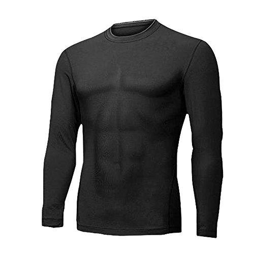 Long Sleeve T-shirt Sport Training Wear Men's Compression Tight Under Base Black Size L Generic http://www.amazon.com/dp/B00MPD7IH8/ref=cm_sw_r_pi_dp_5H5fub0S3CSF0