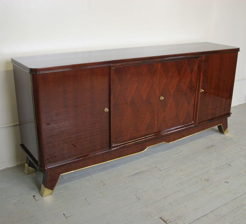 Art Deco Sideboard Image 3 Antique Buffet Art Deco Sideboard
