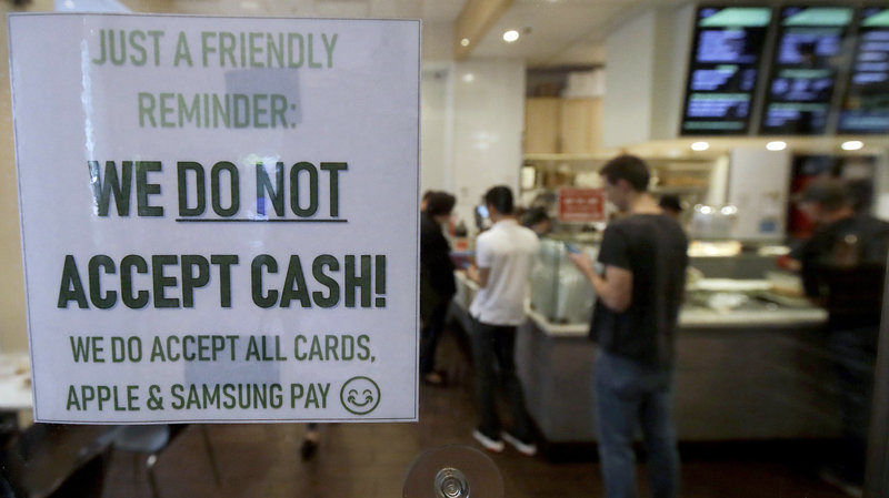 Cities And States Are Saying No To Cashless Shops How To Get Rich Government Bonds University Of Toronto