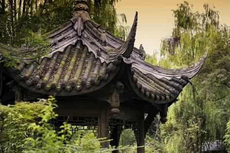 Photographic Print China 10mkm2 Collection Chinese Architecture By Philippe Hugonnard 24x16in Chinese Architecture Metal Prints Architecture